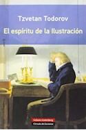 Papel ESPIRITU DE LA ILUSTRACION (CIRCULO DE LECTORES)