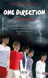 Papel One Direction La Novela