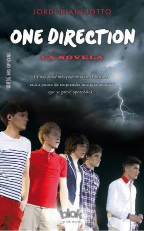 Papel One Direction - La Novela