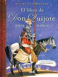 Libro El Libro De Don Quijote Para Niños