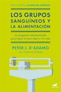 Papel GRUPOS SANGUINEOS Y LA ALIMENTACION