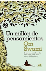 Papel UN MILLON DE PENSAMIENTOS (COLECCION MILLENIUM)