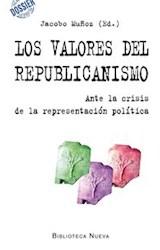 Papel LOS VALORES DEL REPUBLICANISMO