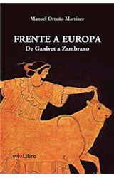 E-book Frente a Europa.