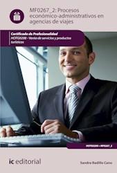 Libro Procesos Economico-Administrativos En Agencias De
