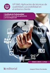 Libro Aplicacion De Tecnicas De Usabilidad Y Accesibil