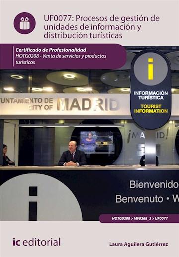 Papel Procesos De Gestión De Unidades De Información Y Distribución Turísticas . Hotg0208 -  Venta De Prod
