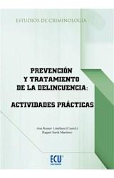 E-book Prevención y tratamiento de la delincuencia: Actividades prácticas