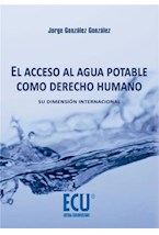 E-book El acceso al agua potable como derecho humano