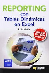 Libro Reporting Con Tablas Dinamicas En Excel
