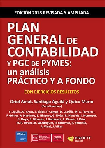 E-book Plan General De Contabilidad Y Pgc De Pymes