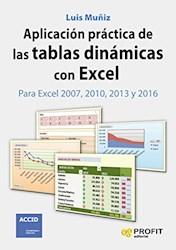 Libro Aplicacion Practica De Las Tablas Dinamicas Con Excel