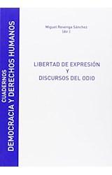 Papel LIBERTAD DE EXPRESION Y DISCURSOS DEL ODIO