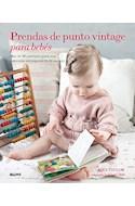 Papel PRENDAS DE PUNTO VINTAGE PARA BEBES DE 0 A 18 MESES [FOTOGRAFIAS DE POLLY WREFORD] (CARTONE)