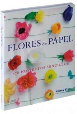 Papel Flores De Papel