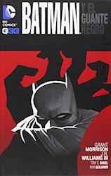 Papel Batman Y El Guante Negro