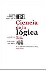 Papel CIENCIA DE LA LOGICA VOL 2