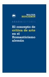 Papel EL CONCEPTO DE CRITICA DE ARTE EN EL ROMANTICISMO ALEMAN