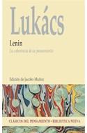 Papel LENIN LA COHERENCIA DE SU PENSAMIENTO (COLECCION CLASICOS DEL PENSAMIENTO 73) (RUSTICA)