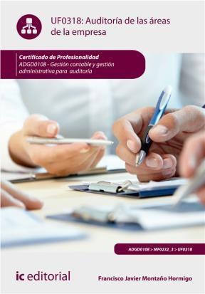 E-book Auditoría De Las Áreas De La Empresa