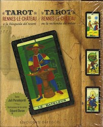 Libro El Tarot De Rennes Le Chateau