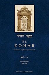 Libro Xix. El Zohar  Seccion Vaikra ( 2 A - 26 A )