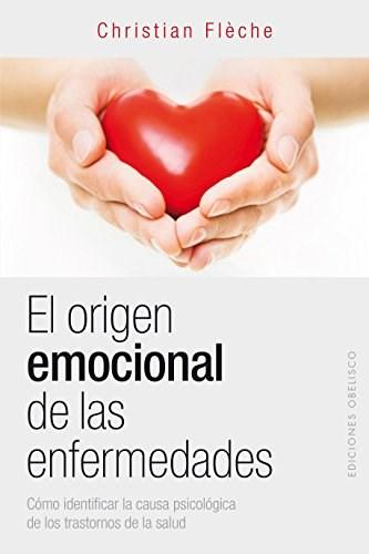 Papel El Origen Emocional De Las Enfermedades