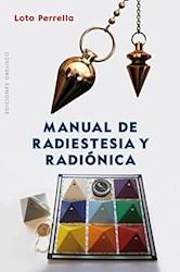 Papel Manual De Radiestesia Y Radionica