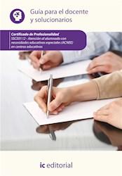 Libro Atencion Al Alumnado Con Necesidades Educativas E