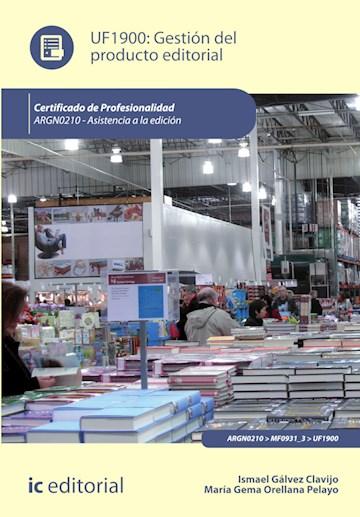 Papel Gestión Del Producto Editorial. Argn0210 - Asistenica A La Edición