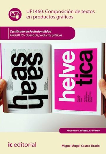 Papel Composición De Textos En Productos Gráficos. Argg0110 - Diseño De Productos Gráficos