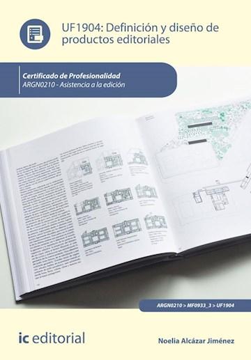 Papel Definición Y Diseño De Productos Editoriales. Argn0210 - Asistencia A La Edición