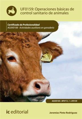 E-book Operaciones Básicas De Control Sanitario De Animales