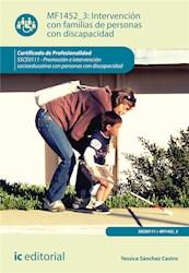 Libro Intervencion Con Familias De Personas Con Discapa