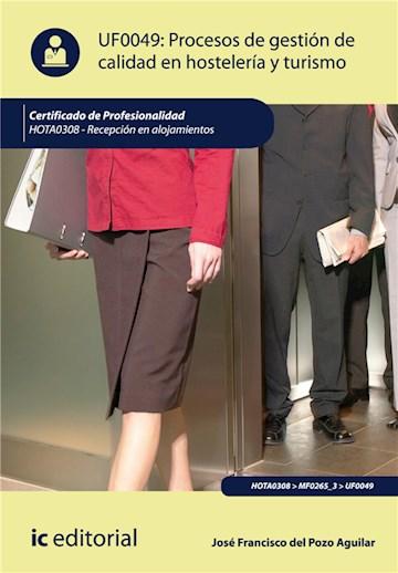 E-book Procesos De Gestión De Calidad En Hostelería Y Turismo. Hota0308