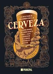 Libro La Histyoria En Comic De La Cerveza
