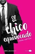 Papel CHICO EQUIVOCADO (SERIE LOS CHICOS 1)