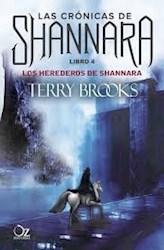Libro Los Herederos De Shannara  ( Libro 4 De Las Cronicas De Shannara )