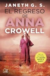 Libro El Regreso De Anna Crowell