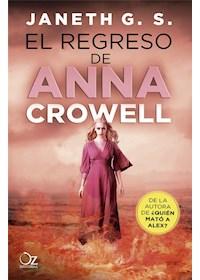 Papel El Regreso De Anna Crowell