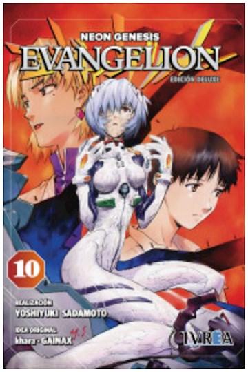 Papel Evangelion Edicion Deluxe 10