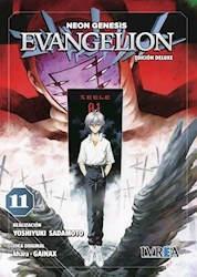 Papel Neon Genesis Evangelion Edicion De Luxe Vol.11