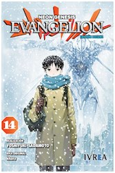 Papel Neon Genesis Evangelion Vol. 14 Edicion Deluxe