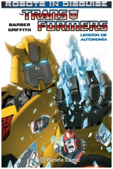 Papel Transformers Robots In Disguise  -  01