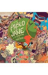 Papel Pablo & Jane En La Dimension De Los Monstruo