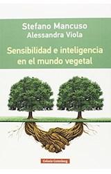 Papel SENSIBILIDAD E INTELIGENCIA EN EL MUNDO VEGETAL