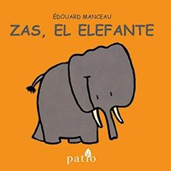 Libro Zas El Elefante