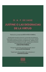 Papel JUSTINE O LAS DESGRACIAS DE LA VIRTUD