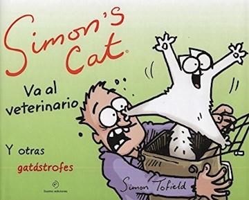Papel Simon'S Cat Va Al Veterinario Y Otras Gatástrofes