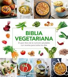 Papel Biblia Vegetariana, La